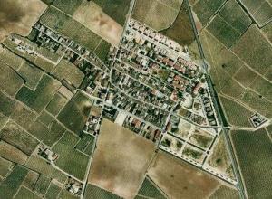 Sant Pere Molanta satelit